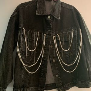Brand new jean jacket!
